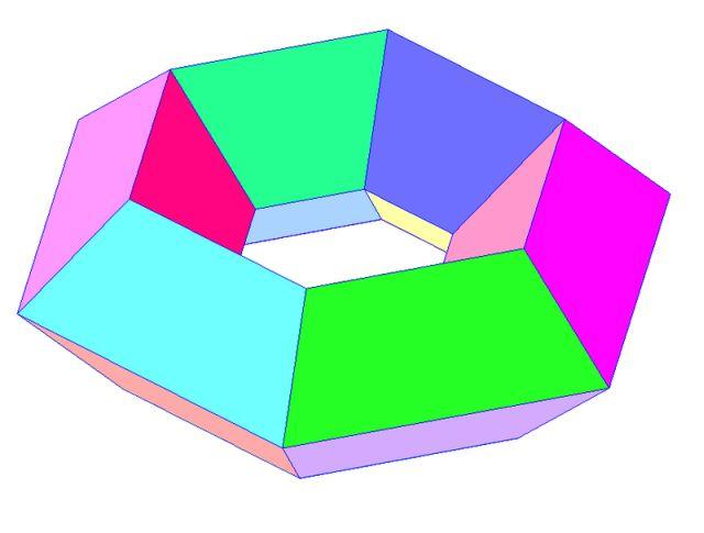 La característica de Euler de una superficie: un invariante topológico