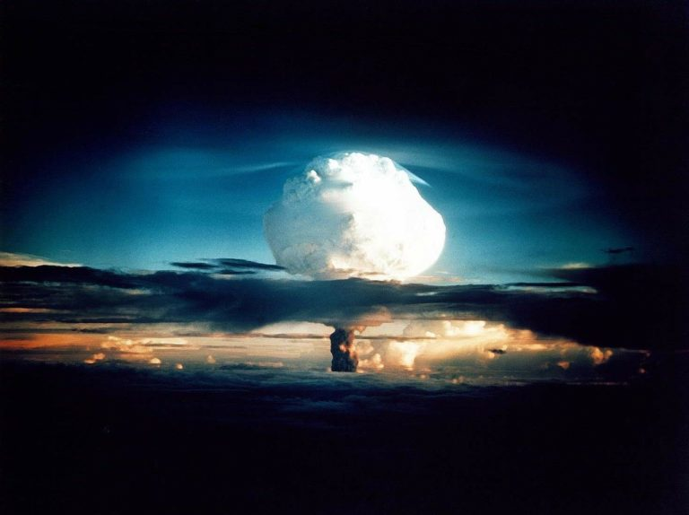 Restos de ensayos nucleares del siglo XX en lo más profundo del océano