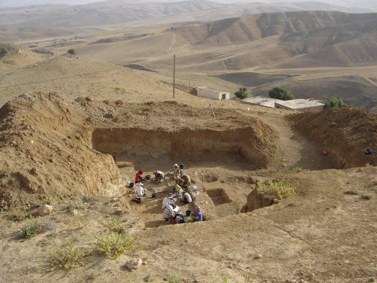 Los primeros humanos alcanzaron el Mediterráneo mucho antes de lo que pensábamos