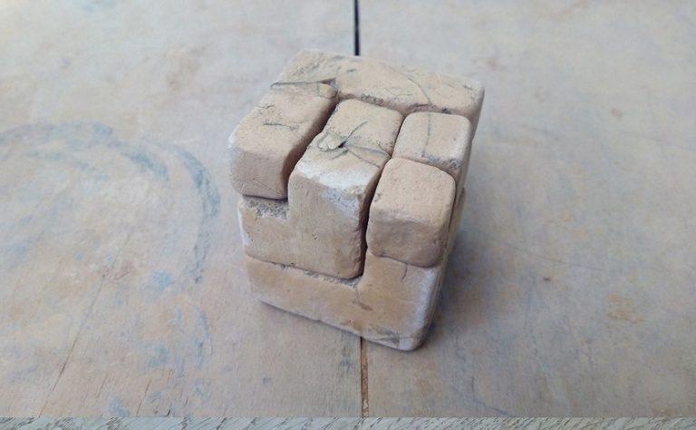 La geometría poética del cubo (2)