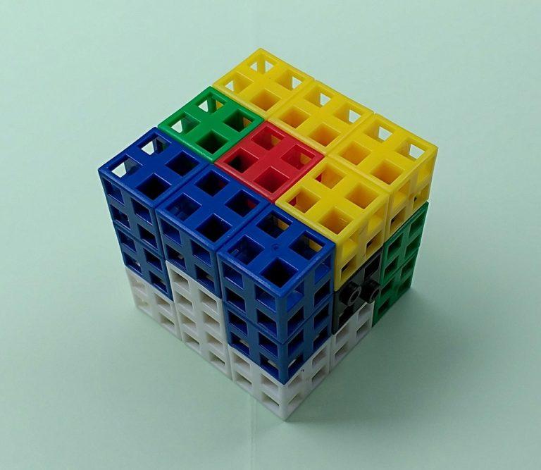 Buscando las soluciones del cubo de Anda