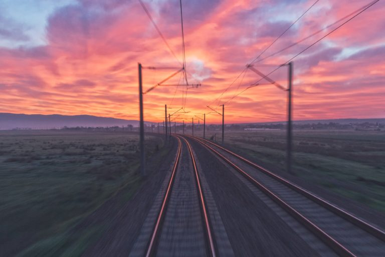 Los límites del ferrocarril