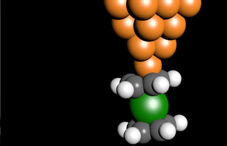 Alcanzada la escala atómica en la detección magnética
