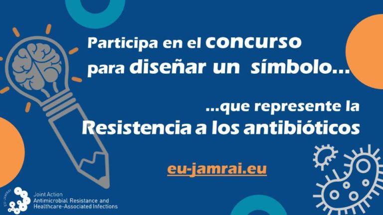 Concurso: diseña el primer símbolo que represente la resistencia a los antibióticos