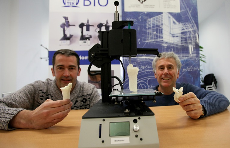 Prótesis biocompatibles por impresión 3D