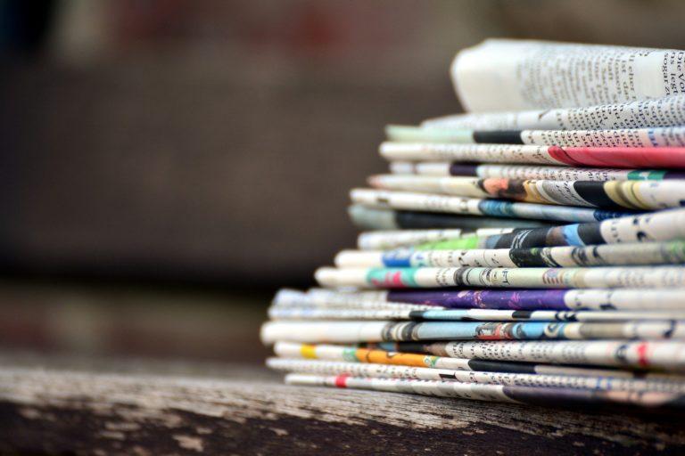 La prensa y el medio ambiente