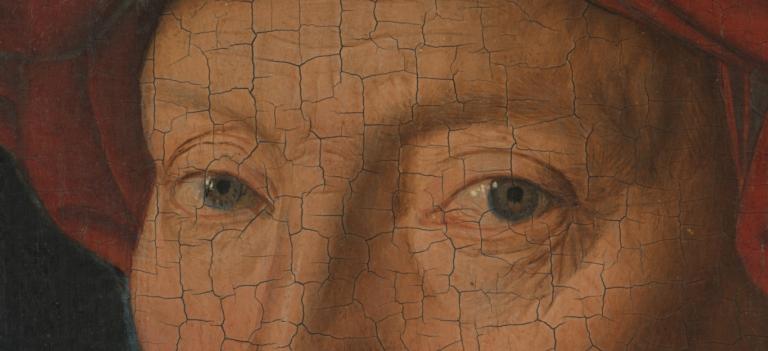 Van Eyck al descubierto