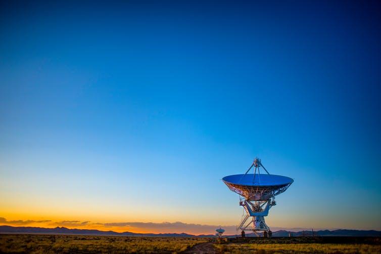 Lo que la búsqueda de inteligencia extraterrestre nos enseña para entender la pandemia
