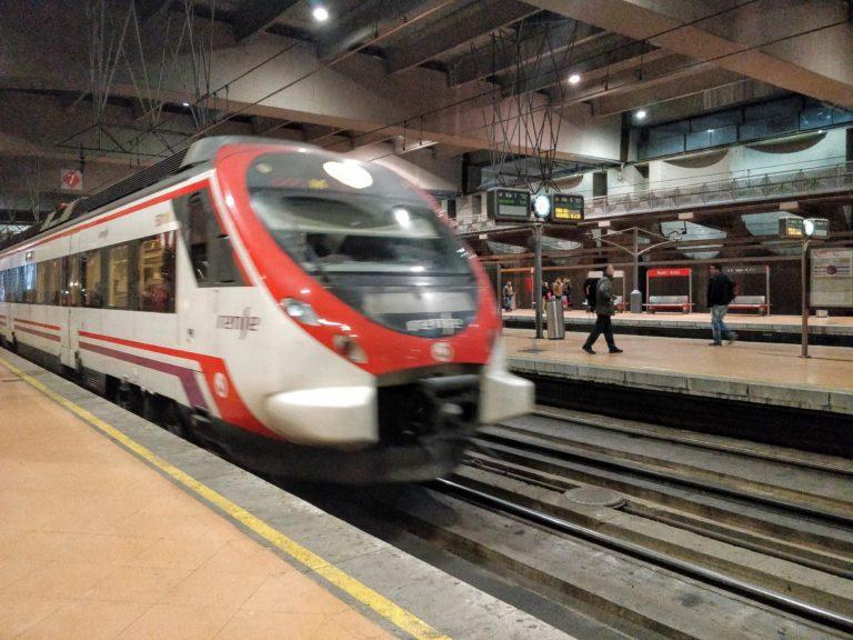 El ferrocarril metropolitano ante la COVID-19
