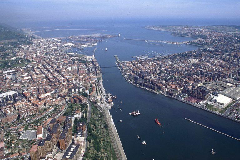 La recuperación de la vida marina en el Abra de Bilbao