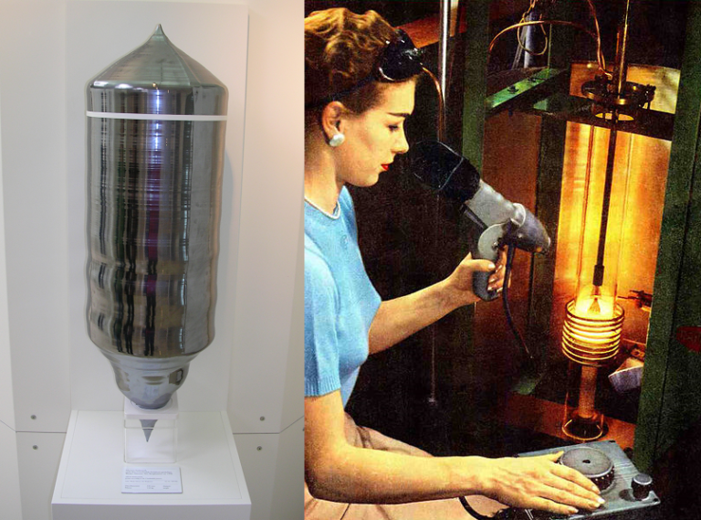 Juntando semiconductores: construcción y funcionamiento del transistor