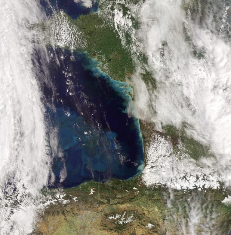 Un estudio paleoceanográfico apunta a que los ciclos naturales de cambio climático están siendo alterados