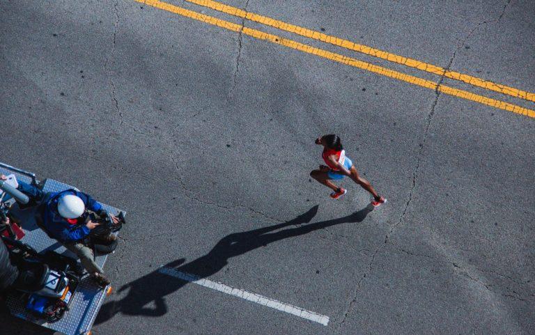 La mejor estrategia para un maratón