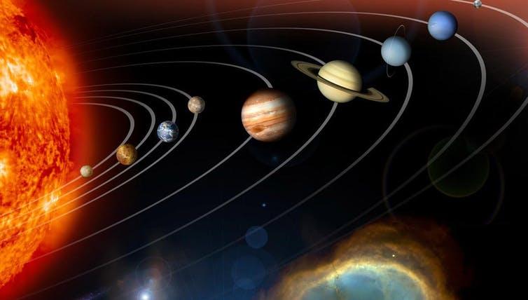 Los riesgos de la exploración espacial