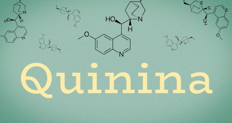 Historia de la quinina