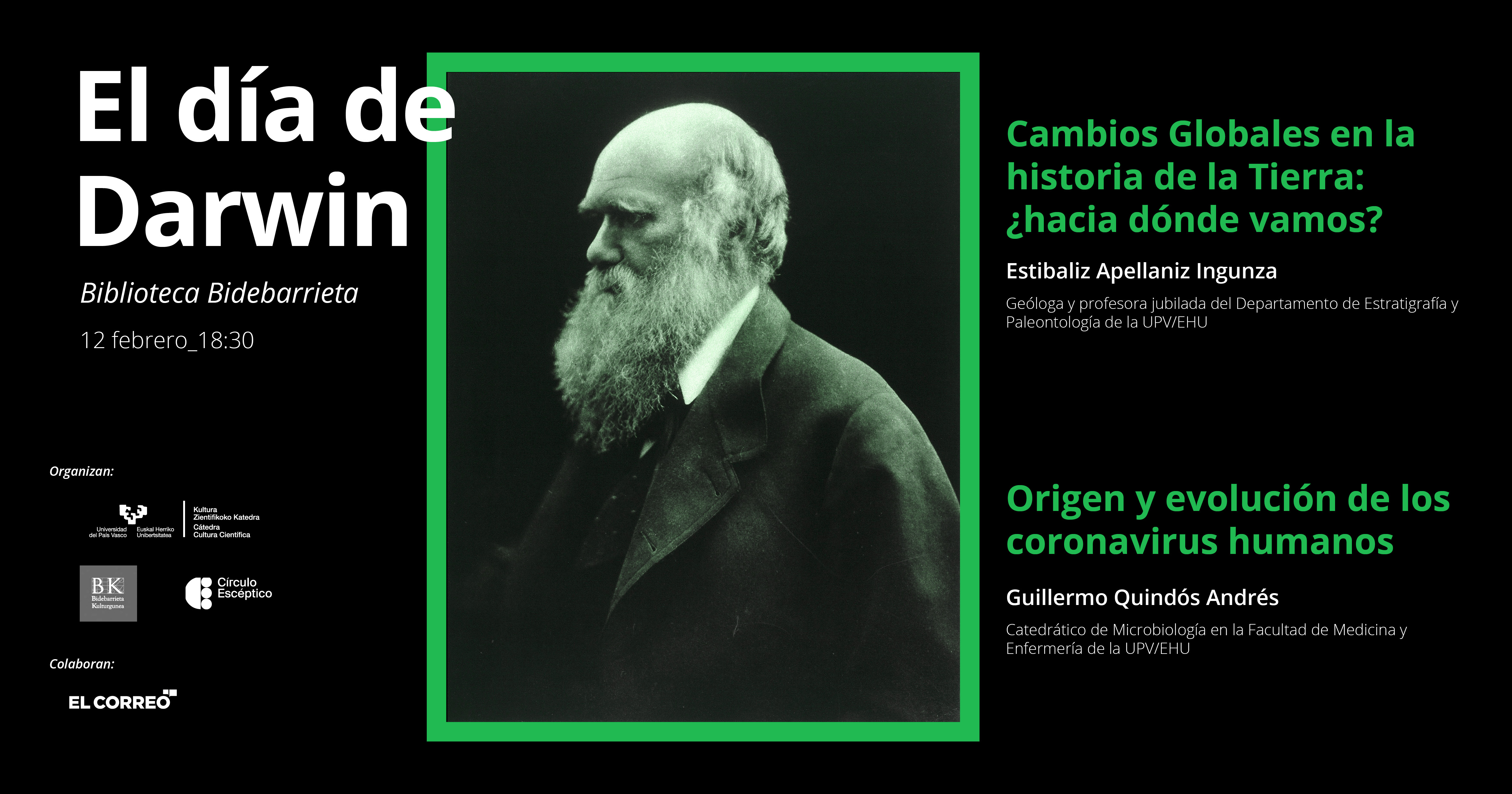 Día de Darwin 2021
