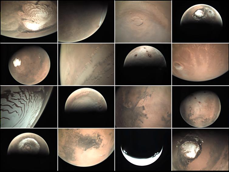 Marte y el enigma de la vida: el gran desembarco robótico de 2021