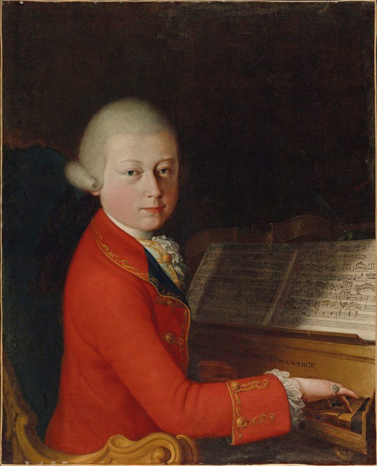 El oído absoluto de Mozart