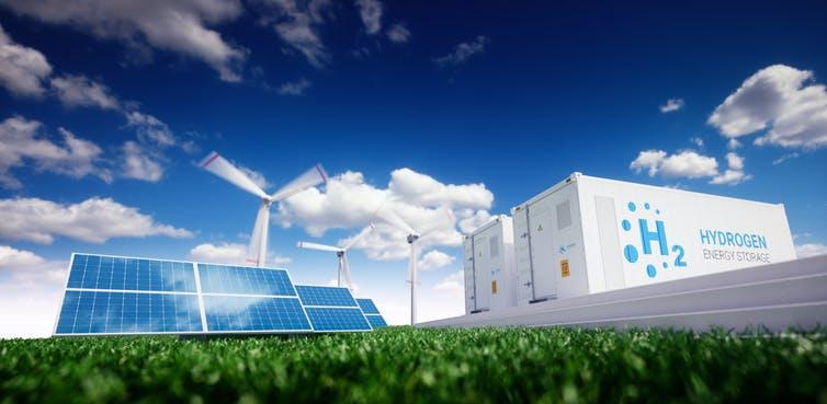 El hidrógeno, clave para gestionar las redes eléctricas del futuro