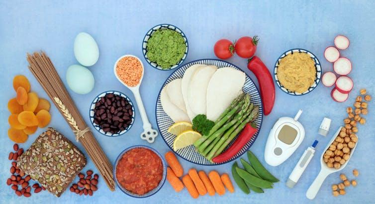 A vueltas con el índice glucémico de los alimentos