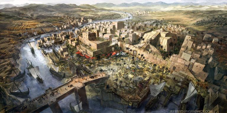 Mesopotamia (1): La epopeya de Gilgamesh