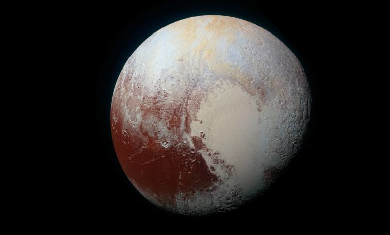 15 años con el planeta enano Plutón