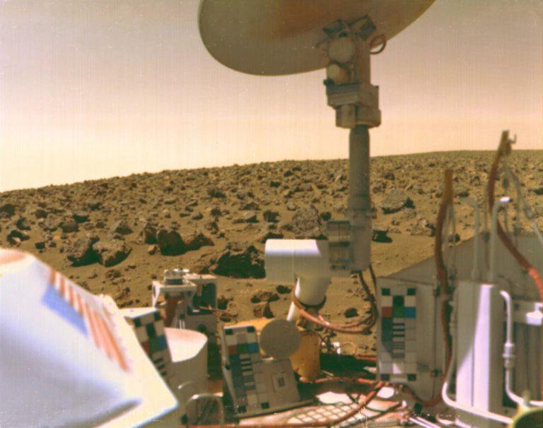 El misterio del suelo número 726 y la búsqueda de vida en Marte
