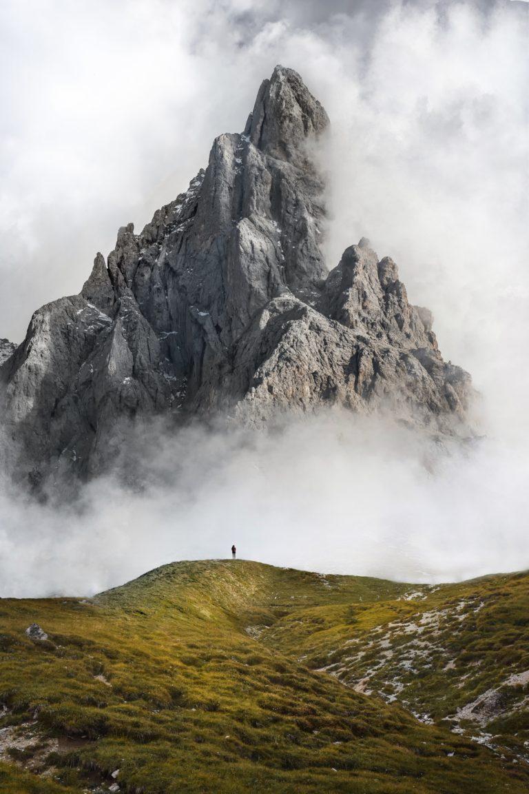Montañas y mitos
