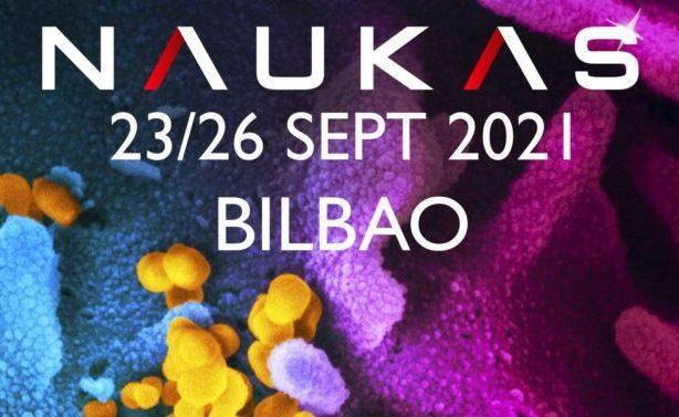 Sigue en directo todo lo que sucede en Naukas Bilbao 2021